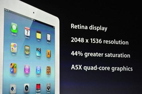 「The new iPad」規格總整理,16日正式開賣 total