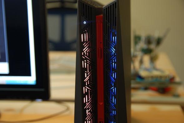 極致小體積,專屬於電競玩家的電競桌機 ASUS ROG G20 開箱評測 DSC_0060