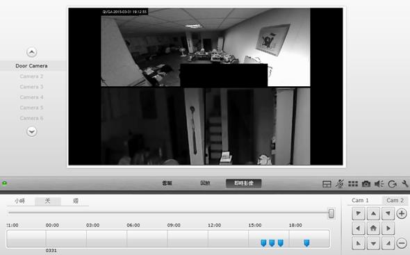 SecuFirst WP-P01S 180度超廣角無線攝影機評測 4