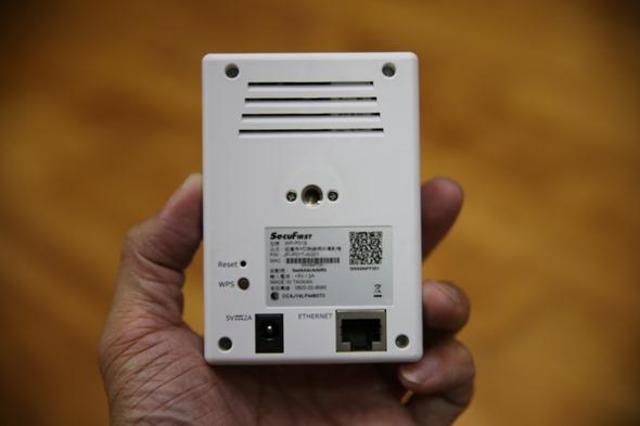 SecuFirst WP-P01S 180度超廣角無線攝影機評測 IMG_8270