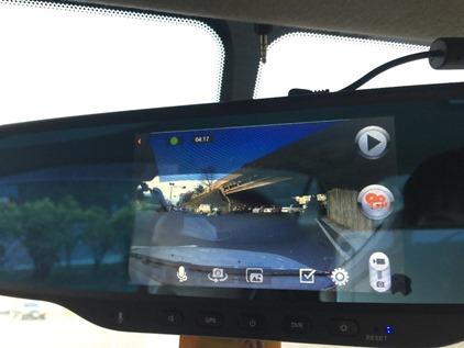 ADENOVO ADE-I 後照鏡型智慧車載行車紀錄器開箱評測 image084