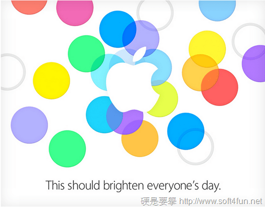 APPLE 發表會將在9/10揭露最新 iPhone 5S、iPhone 5C? apple
