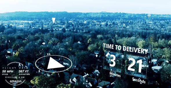 無人機送貨時代正式來臨!Amazon 公開 Prime Air 真實運作影片 image_7