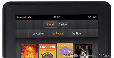 亞馬遜 (Amazon) 推出 Kindle Fire 平板電腦 image_5