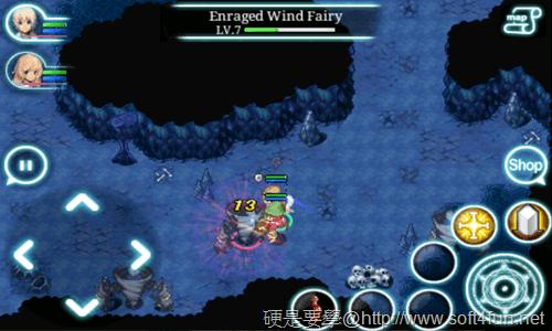 [Android遊戲] iOS 移植強檔大作:Inotia 3: Children of Cania 官方中文版[update] battle