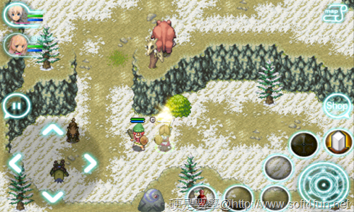 [Android遊戲] iOS 移植強檔大作:Inotia 3: Children of Cania 官方中文版[update] inotia-03