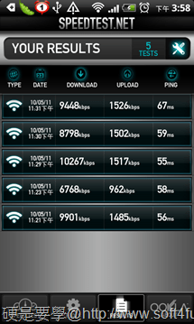 [Android/iOS] SpeedTest.net:2G、3G、WiFi 無線網路測速工具 speedtest.net-03