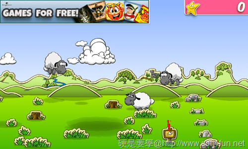 [Android遊戲] 超可愛的綿羊農場經營遊戲「Clouds & Sheep」保證愛不釋手喲~ android_cloudssheep-04