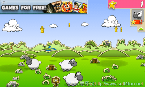 [Android遊戲] 超可愛的綿羊農場經營遊戲「Clouds & Sheep」保證愛不釋手喲~ android_cloudssheep-06