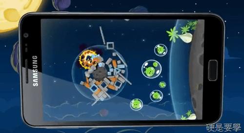 憤怒鳥星際版(Angry Birds Space)遊戲影片出爐,全新玩法顛覆你的想像 angry-birds-space-02