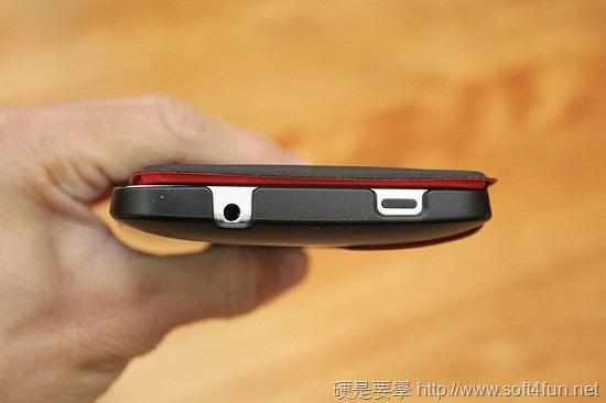 加大 HTC One Max 電池續航力,Power Flip Case 輕巧簡便的最佳選擇 IMG_0635