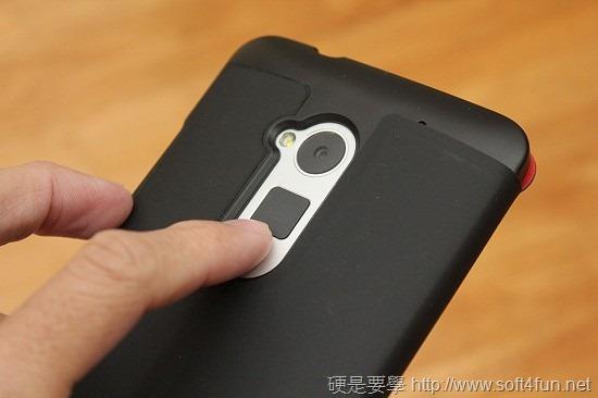 加大 HTC One Max 電池續航力,Power Flip Case 輕巧簡便的最佳選擇 IMG_0641