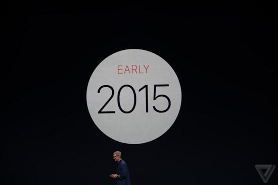 Apple 發表智慧手錶 Apple Watch,推出 Sport 與 Edition 兩種版本 DSC_5392