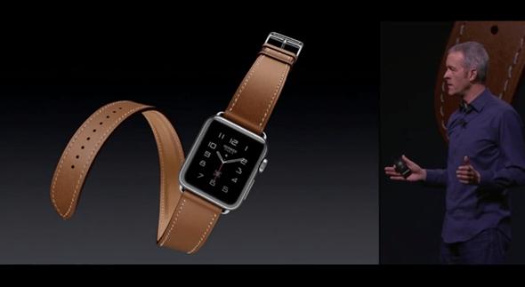 新色彩:Apple Watch 新推出金色與玫瑰金款 apple-event-013