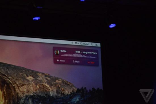 Apple 推出 Handoff 功能,免拿手機直接在 MAC 上講電話 DSC_1044