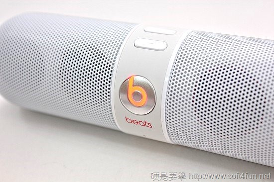極簡時尚 Beats pill NFC 藍芽喇叭開箱 IMG_0729