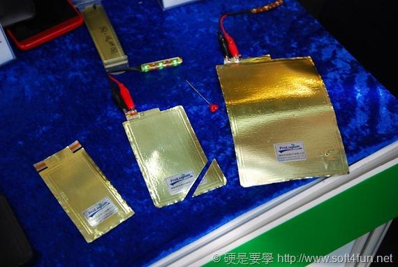 [COMUPTEX 2014] MIT 台灣之光,超輕、超軟、高容量的鋰電池 DSC_0106
