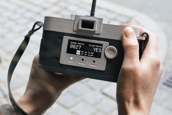 [科技新視野] Camera Restricta史上第一台不聽話相機,讓攝影師又愛又恨的新法寶 restrictayes