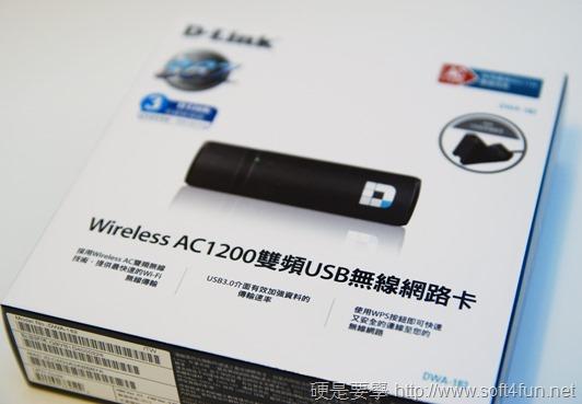 [開箱] D-Link DIR-850L + DWA-182 打造豐富的家用網路環境 DSC_0019