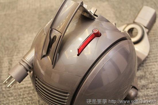Dyson Ball DC48 球形吸塵器,搭載第四代數位馬達輕巧上市 IMG_1426