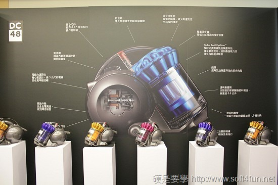 Dyson Ball DC48 球形吸塵器,搭載第四代數位馬達輕巧上市 IMG_1450