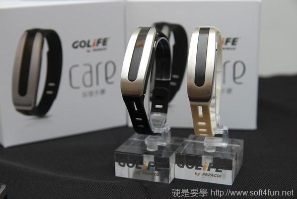 全家健康,GOLiFE 推出 GOLiFE Care 智慧手環以及 GOLiFE Fit 智慧型體重計 DSC_0116