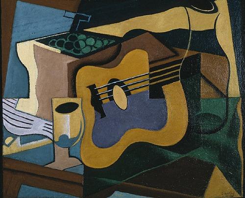 [Google Doodle] Juan Gris 西班牙立體派畫家125歲誕辰 juan-gris-03