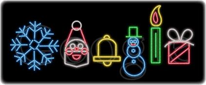 [Google Doodle] 聖誕節,來自 Google 的佳節祝福 google_thumb