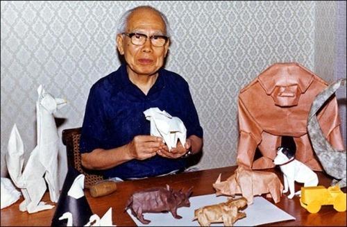 [Google Doodle] 吉澤章,日本摺紙藝術大師 101 歲誕辰 2766310b152b