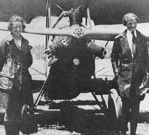 Amelia Earhart 首位飛越大西洋的女飛行員 115 歲誕辰(Google Doodle) Amelia-Earhart-03