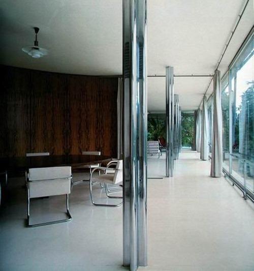 [Google Doodle] Mies van der Rohe 現代主義建築大師126歲誕辰 2