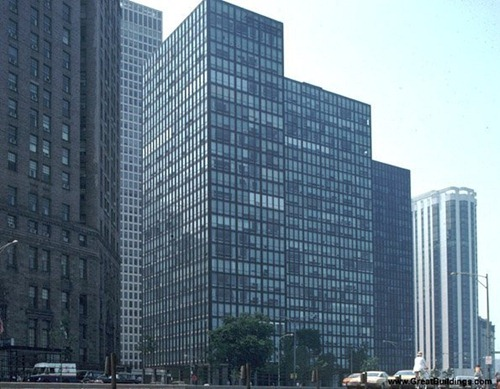 [Google Doodle] Mies van der Rohe 現代主義建築大師126歲誕辰 3