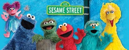 Google Doodle:Jim Henson 木偶大師 75歲誕辰,芝麻街布偶創造者 Sesame-Street