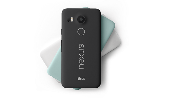Google 推出搭載 Android 6.0 Marshmollow 系統手機:Nexus 5X、Nexus 6P,售價 12,900 起 nexus-5x