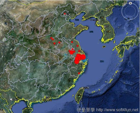 全球H7N9禽流感感染地圖及事件列表 H7N9-International-weekly-journal-of-science-01
