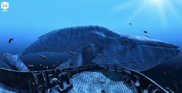 極度逼真!HTC Vive 虛擬實境眼鏡體驗心得 VRtheBlu_Encounter_SVR_panorama17_v2b-1024x524-1021x524