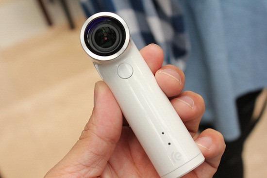 HTC RE 防水迷你攝錄機3日開賣,3 種管道享受降價 1,000元優惠! htcre5