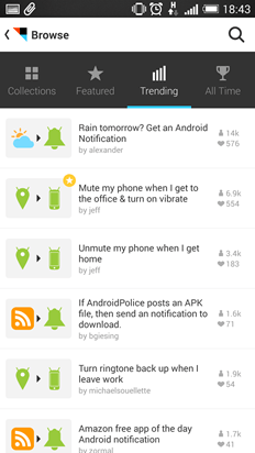 IFTTT 入門教學:如果明天下雨,請今日提醒我(Android / iOS) IFTTTAndroidiOS-06