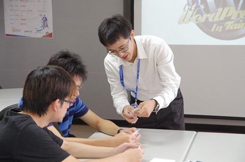 【Let's WordPress IN Tainan 南部首 IN 會】活動心得+幕後花絮 wp44