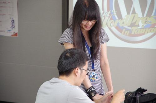 【Let's WordPress IN Tainan 南部首 IN 會】活動心得+幕後花絮 wp47