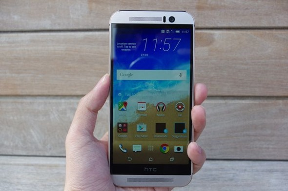 [MWC 2015] 金屬工藝的經典傳承, HTC One (M9) 快速動手玩 clip_image001
