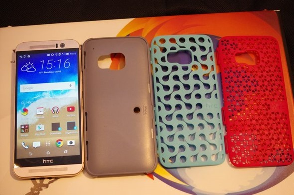 [MWC 2015] 金屬工藝的經典傳承, HTC One (M9) 快速動手玩 clip_image030