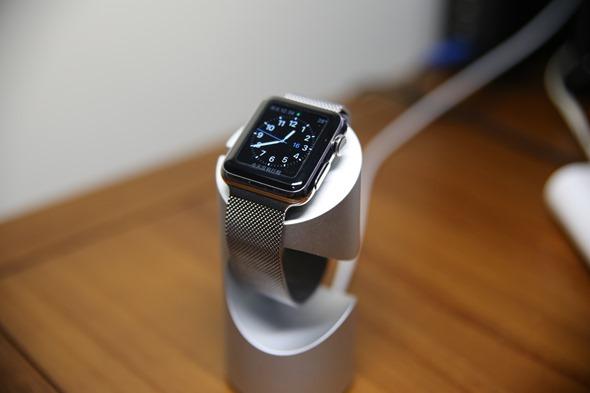有 Apple Watch 就該擁有,全鋁合金打造 Just Mobile TimeStand 時間立架 IMG_9914