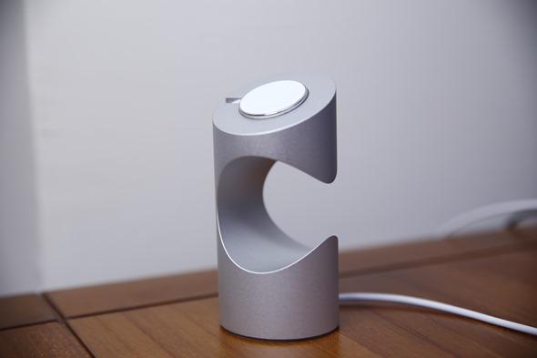 有 Apple Watch 就該擁有,全鋁合金打造 Just Mobile TimeStand 時間立架 IMG_9947