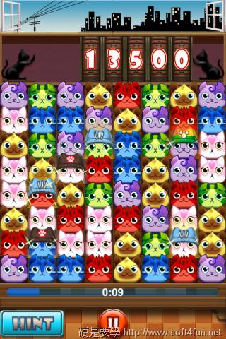 [新創市集] 可愛的國產療癒系方塊遊戲 MeowMeowPuzzle pic3