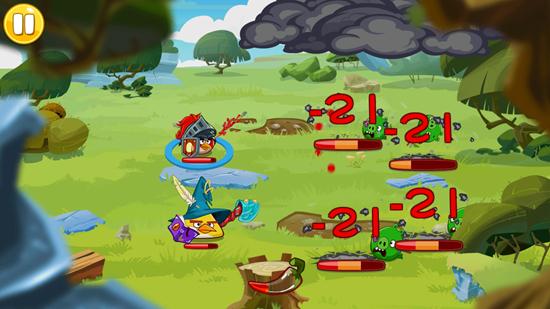 憤怒鳥改行 RPG 原來更好玩,英雄傳全球佳評立刻下載 AngryBirdsEpic02