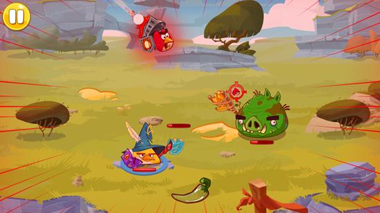 憤怒鳥改行 RPG 原來更好玩,英雄傳全球佳評立刻下載 AngryBirdsEpic06