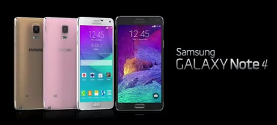Samsung 發威!最新旗艦機 Galaxy Note 4、Note Edge 介紹 note-4