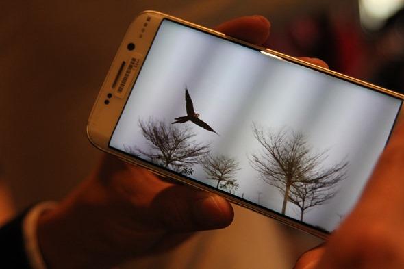 Samsung GALAXY S6 Edge 曲面螢幕手機動手玩(台灣) IMG_7674