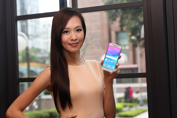 Samsung GALAXY S6 Edge 曲面螢幕手機動手玩(台灣) IMG_7682